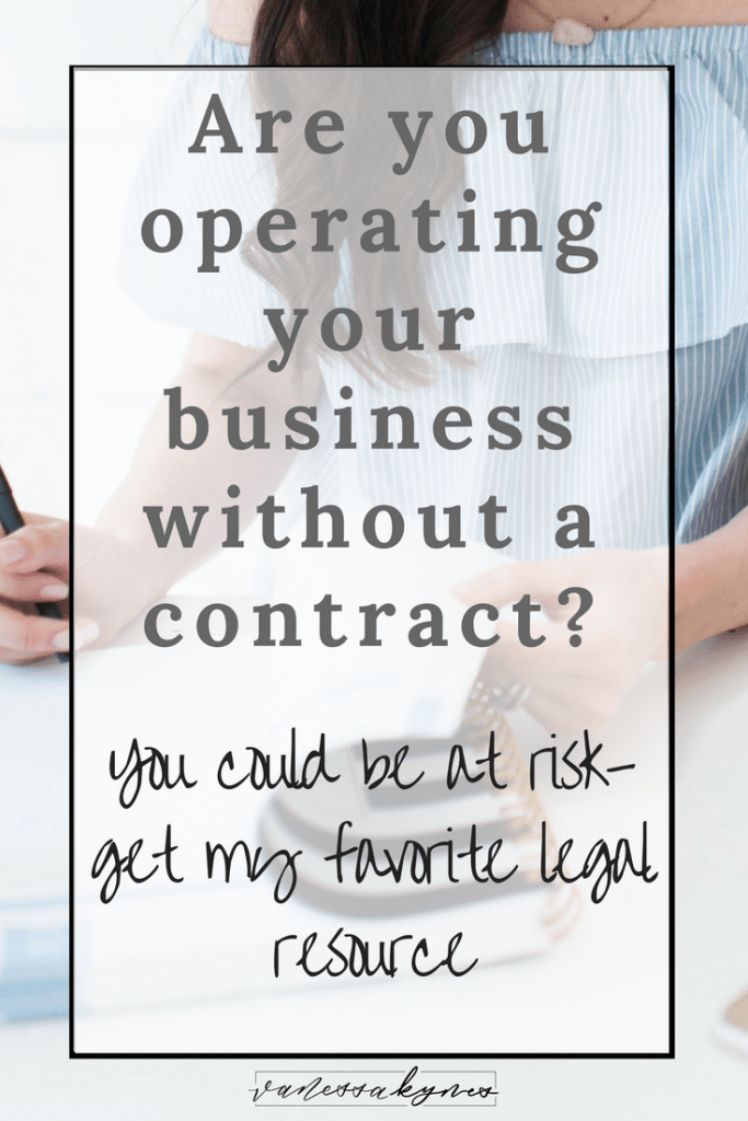 Contracts for Small Businesses