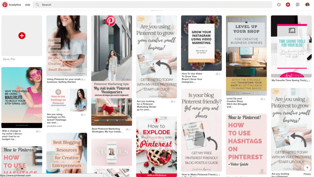 Do you want more traffic from Pinterest? Don't forget to include text overlay on your images to encourage traffic! Text overlays have a higher click-through rate to your site. #pinterestips #pinterestforbusiness #creativeentrepreneurs #tipsforcreatives #textoverlay #creatingpinterestpins #pinterestSEO