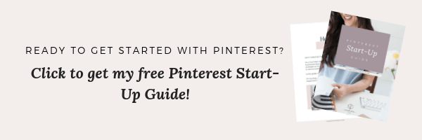 pinterest marketing guide- Vanessa Kynes