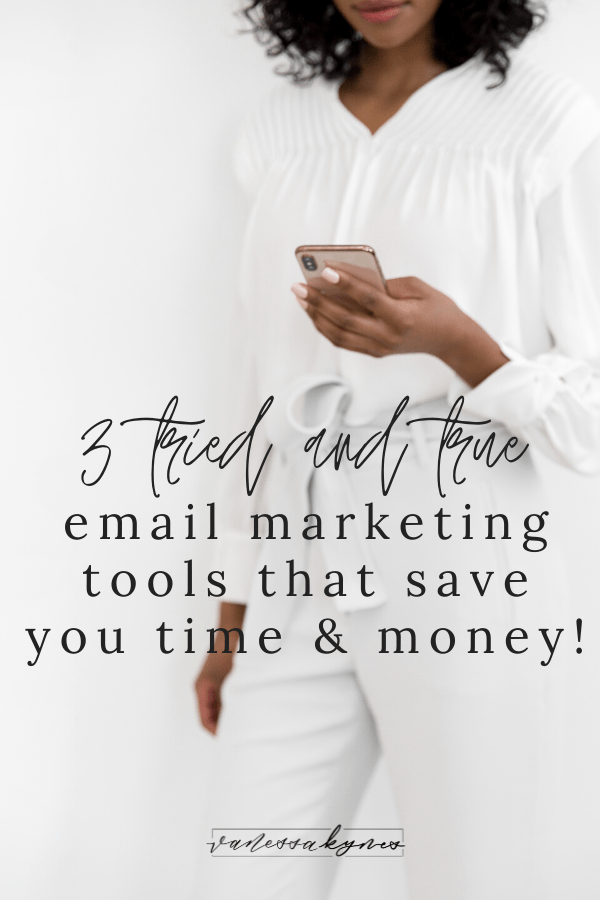The best tools for email and digital marketing that save you time and money- Vanessa Kynes