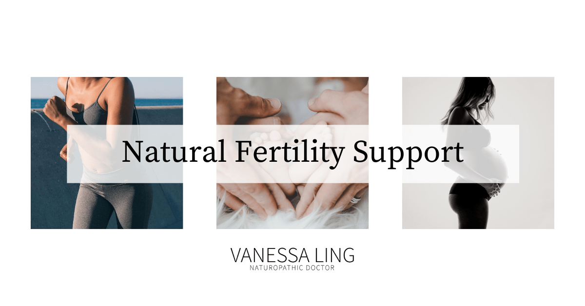 vlnd natural fertility support