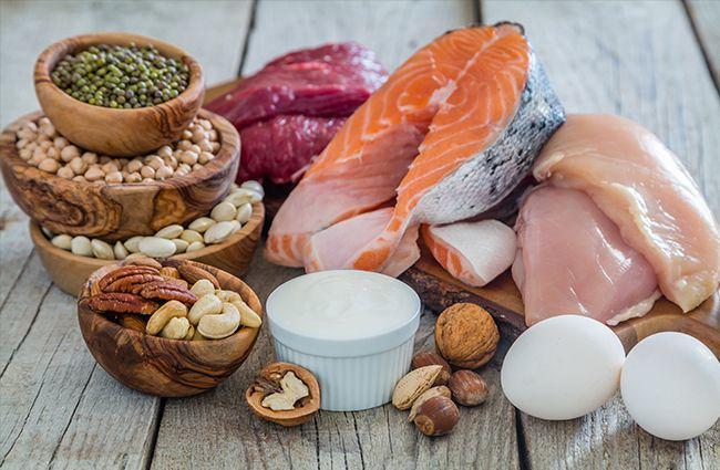 fontes de proteínas