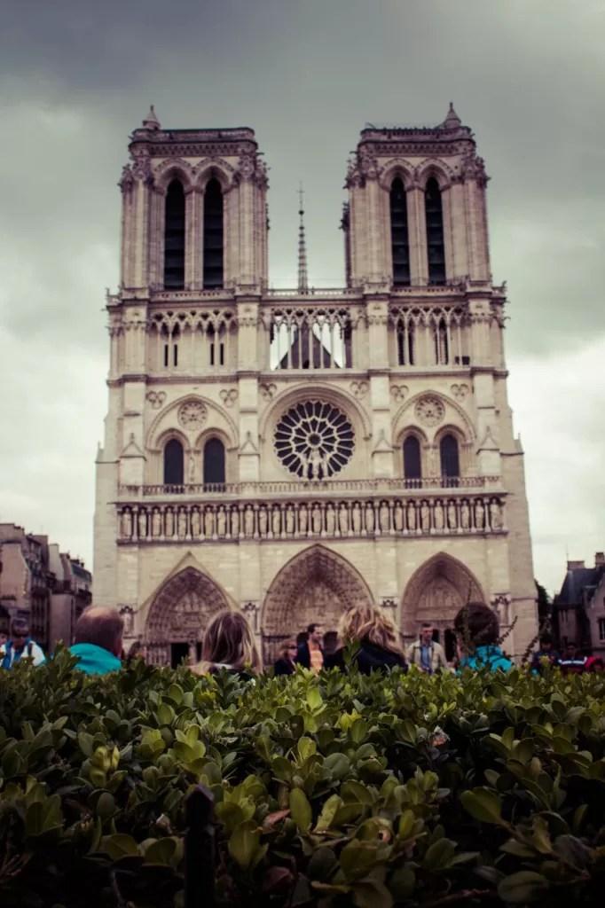 Notre Dame em 2012