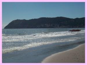 Il mare che amo da quand'ero bambina (sono un tipo fedele)