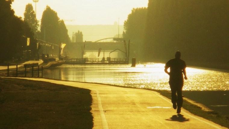 jogging colazione mattino
