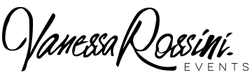 VANESSA ROSSINI EVENTS