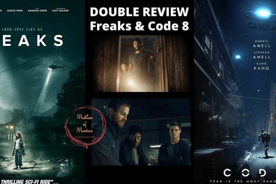 DOUBLE REVIEW Freaks & Code 8