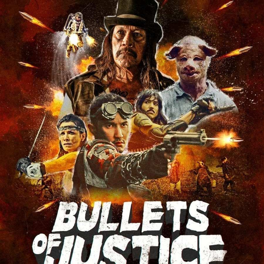 Bullets of Justice - Poster 2020 from The Horror Collective