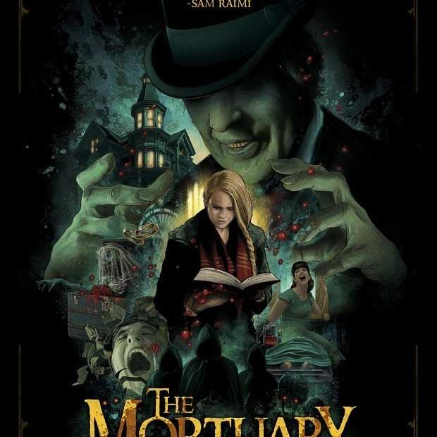The Mortuary Collection 2020 Anthology Movie on Shudder