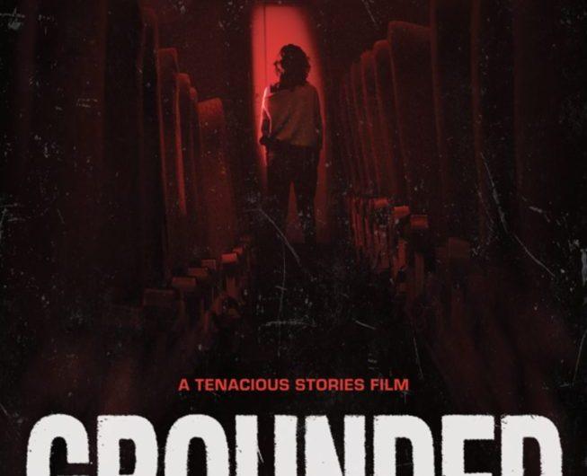 Grounded - Short Horror Film Poster