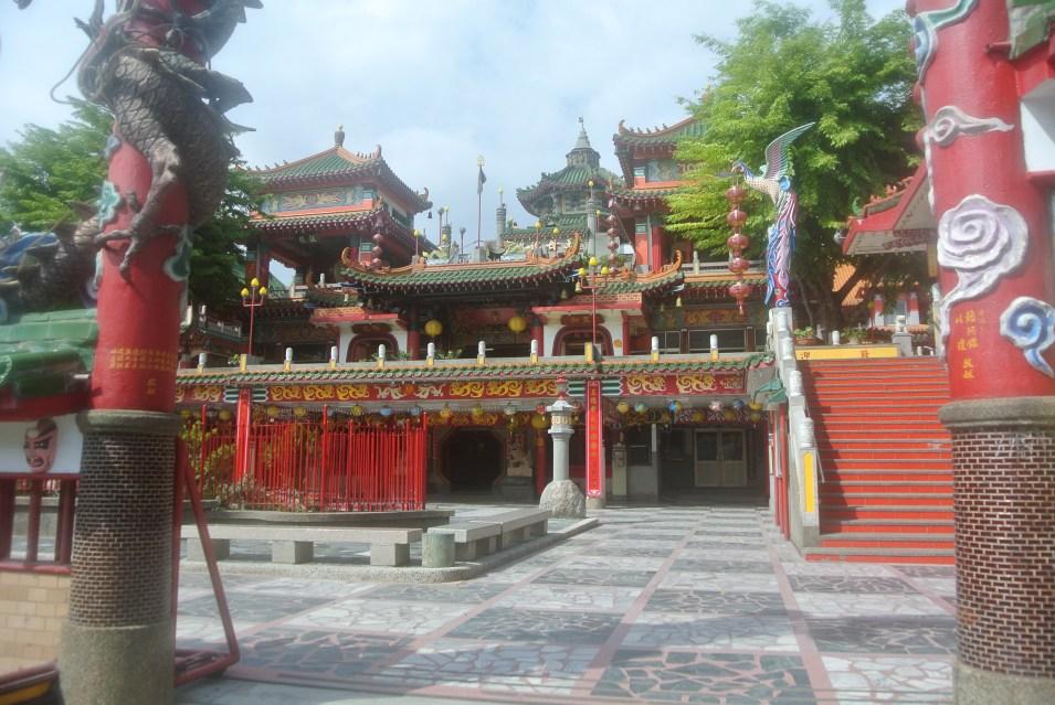 Shenan Temple