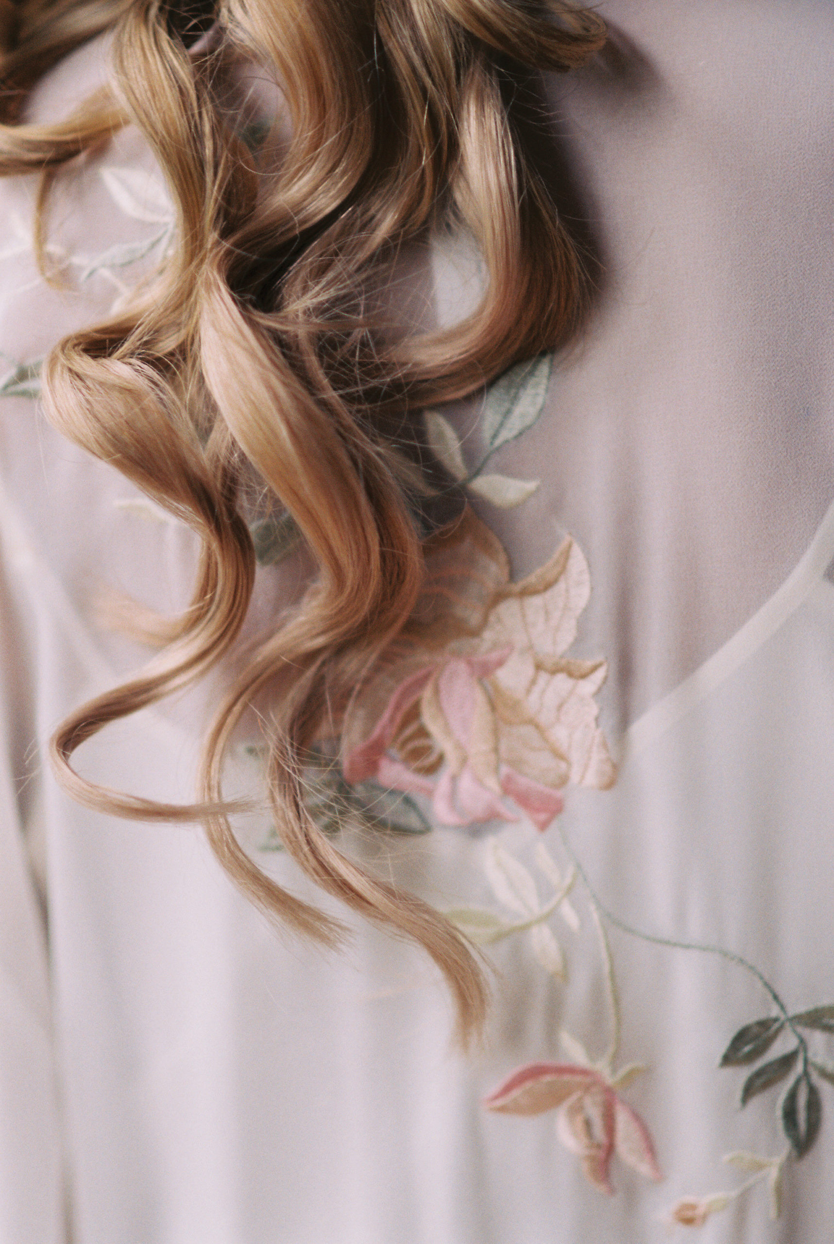 curls drapping