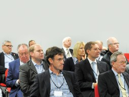 Attendees at conference