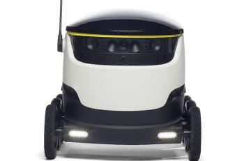 Robot developed by Starship Technologies