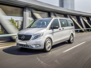 Europcar Adds Vito To Van Fleet