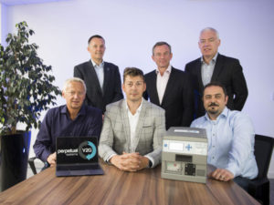 New funding to drive growth in zero-carbon power solution for Perpetual V2G
