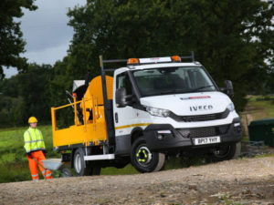 N D Brown selects Iveco Daily chassis cabs