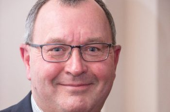 Kevin Richardson, chief executive, Chartered Institute of Logistics and Transport
