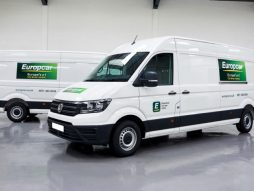 Volkswagen Crafter joins Europcar commercial fleet