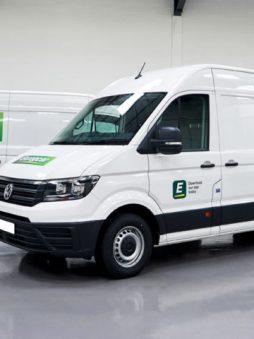 Volkswagen Crafter joins Europcar commercial fleet