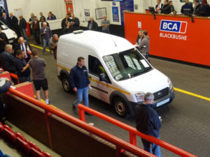 BCA reports record LCV values