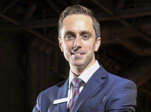 David Hanna, head of fleet for Volkswagen Commercial Vehicles