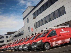 HomeServe - Marshall Truck & Van Mercedes-Benz vans