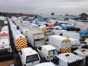 Network Rail awards 7,000-vehicle remarketing deal to Manheim