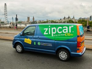 10 new Transporter petrol models will be available to hire from Zipcar