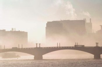 The T-Charge is aimed at curbing London's pollution