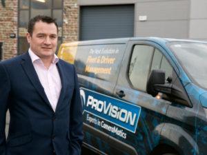 Simon Murray, Sales & Marketing Director at ProVision