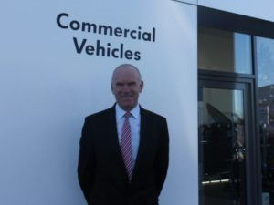 Breeze Volkswagen Commercial Vehicles has appointed Chris Brown to the role of commercial vehicle fleet manager.