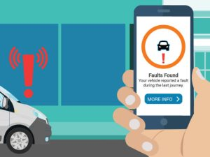 Trakm8 Prime is an early warning system for vehicle faults