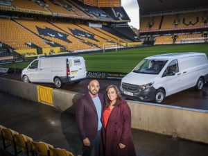 Eastgate Commercial has taken delivery of 130 Mercedes-Benz Vans