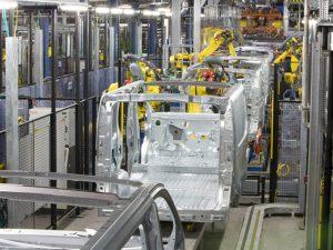 CV manufacturing