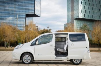 Six Nissan e-NV200 electric vans will replace diesels