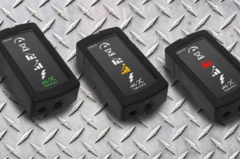 The MiX Telematics in-cab driver coaching aid provides real-time feedback to drivers.