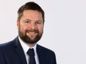 Danny Alexander has joined Fraikin as head of transformation