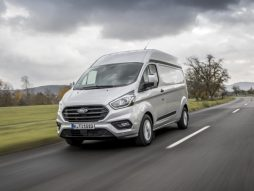 Best Medium Panel Van: Ford Transit Custom