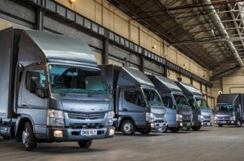 Best Light Truck: Fuso Canter