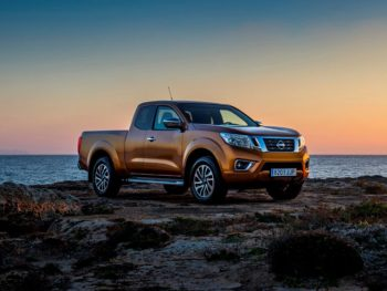 Best Pick-up: Nissan Navara