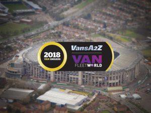 2018 Van Awards took place atTwickenham Stadium, London