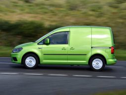 Best Light Panel Van: Volkswagen Caddy