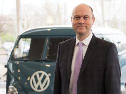 James Douglas, head of sales operations, Volkswagen Commercial Vehicles