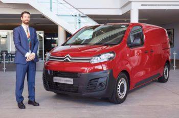 Kris Cholmondeley, head of business sales, Citroën