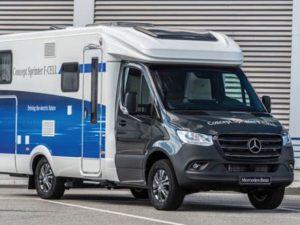 Mercedes Sprinter F-Cell concept