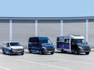 Mercedes-Benz Vans eVito & eSprinter
