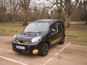 Renault Kangoo EDC