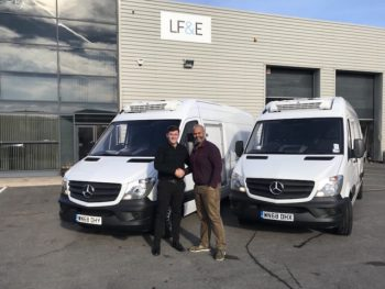 ffefc2be6c GDP-compliant vans to help LF E go national
