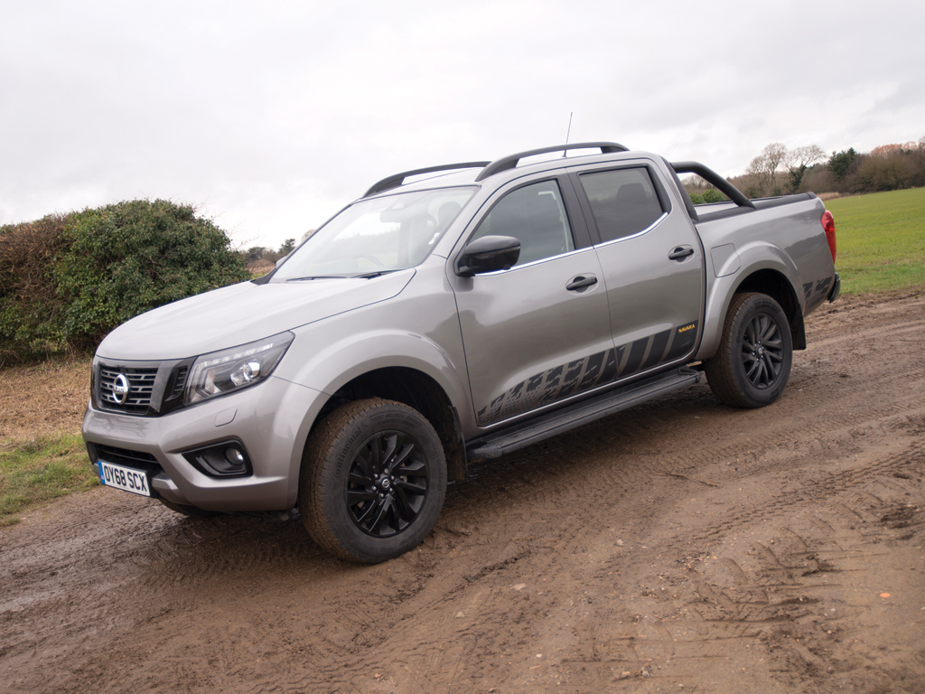 Road Test Nissan Navara N Guard